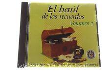 El baul de los recuerdos Volumen 2 by VARIOUS (CD-1998)