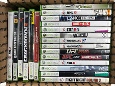 Large Lot Of 20x Microsoft Xbox 360 Video Games. Lot #10