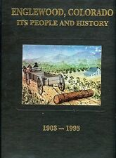 Colorado History-Englewood-People History 1903-1993-Centennial Book+Genealogy-Ex
