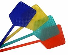 PACK OF 4 FLY SWATTER BUG MOSQUITO INSECT WASPS BEES KILLER FLY SWATS   PEST11