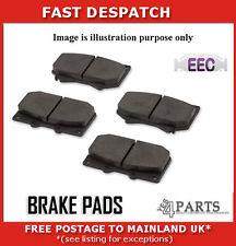 BRP1133 4384 REAR BRAKE PADS FOR VAUXHALL ZAFIRA 2.0 1999-2000