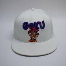 Anime Snapback Goku Super Saiyan God Cap