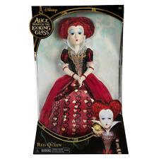 Rote Königin Puppe, Alice im Wunderland 2, Disney, 28 cm, Tim Burton, neu & OVP