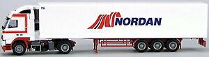 Volvo FH12 Sz Refrigerado Nordan Kühltransporte Noruega 1:87 AWM 5811.2