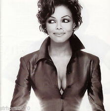 JANET JACKSON Design Of A Decade 1986 / 1996 Best Of  CD 18 tracks