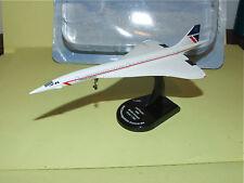 AVION CONCORDE UK/FRANCE 1969 BRITISH AIRWAYS 1:350 DEL PRADO