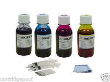 4x4oz/s Refill ink kit for HP 670 Deskjet 3525 5525 4625 4615 6525