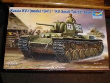 1/35 Scale,WW2,USSR, KV-1 Tank, Model (NSIB)