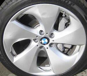 """BMW E71 X6 Genuine Style 297 Streamline 20"""" Wheel Set"""