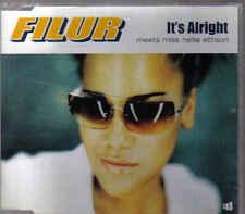 Filur-Its Alright cd maxi single Eurodance