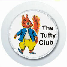 THE TUFTY CLUB CAR TAX DISC HOLDER REUSABLE PARKING PERMIT HOLDER