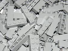 LEGO 40 x LIGHT GREY BRICKS 1 x 4  No 3010   CITY-STAR WARS-MOVIE