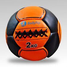 Bodyrip Medizin Leder an Wand Ball 25.4cm/2kg