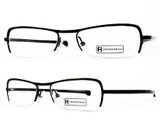 Freudenhaus Fassung / Glasses Alegra S BLK-BLK 52[]17 -125 Titanium  /189 (13)