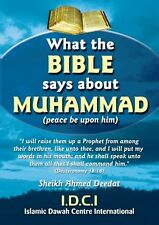 What the Bible says about Muhammad (P) - (Sets of 4)