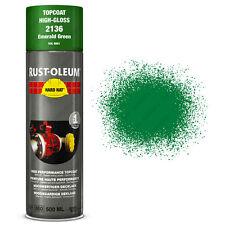 x 16 ultra-elevata COPERTURA Rust-Oleum VERDE SMERALDO Vernice spray