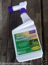Bonide Gluten Maize Weed Killer Natural Formula RTU Safe Flower & Veggie Garden