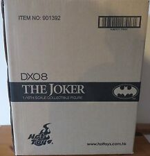 Hot Toys Batman DX08 1989 Jack Nicholson 'Joker' Figura-Nuevo-UK -! última!