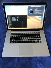 Apple MacBook Pro Retina 15 / IntelCore i7 2,8 GHz / 16 Go Ram / 1 To SSD