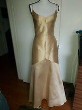 Angel Sanchez formal dress evening gown Sz 8 $4000