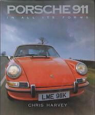 PORSCHE 911 INCL CARRERA & TURBO 1963-1988 DEVELOPMENT & PRODUCTION HISTORY BOOK