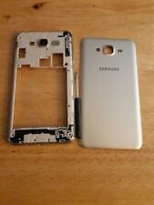 Samsung Galaxy J7 (SM-J701M) Midframe And Battery Cover/ Gold color new