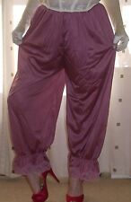 Vintage inspired Victorian~Edwardian style grape bloomers~pettipant~culottes