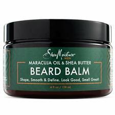 SHEA MOISTURE - Maracuja Oil & Shea Butter Beard Balm - 4 fl oz (118 ml)