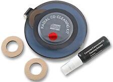 Radial CD y disco DVD Kit de Limpieza Seguridad LIMPIA DISCOS Completamente