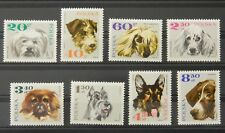 - Polen Poland 1969 Mi. Nr. 1898-1905 ** postfrisch MNH Hunde dogs