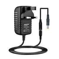 FITE ON UL Listed 12V AC DC Power Supply Power Adapter for VOX MINI3 G2 Modeling Combo Amp Charger