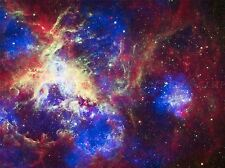 SPACE NEBULA TARANTULA STAR GAS CLOUD LARGE POSTER ART PRINT BB3262A