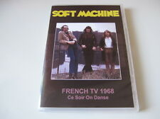 Soft Machine Ce Soir On Danse French TV 1968 DVD