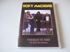 Soft Machine Ce Soir On Danse French TV 1968 DVD