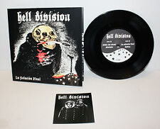 """Hell Division - La Solucion Final 7"""" Mob 47 Totalitar Discharge"""