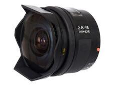 Sony 16mm f/2.8 Fisheye Lens-NEW