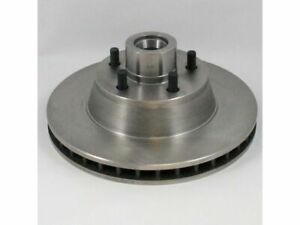 For 1973-1974 Dodge D100 Pickup Brake Rotor and Hub Assembly Front 86151ZB