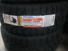 "1 New 35x12.50X17 Toyo Tires R/T Tires 3512.5017 R20 35"" RT 35x12.50R17 Tire LRE"