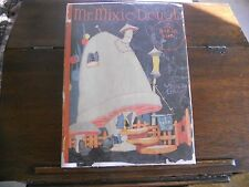 MR. MIXIE DOUGH the BAKER MAN, Vernon Grant, 1st print 1934 HCDJ