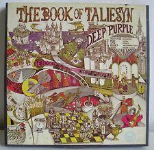 DEEP PURPLE The Book Of Taliesyn REEL TO REEL original tape 1969