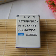 NEW Battery For Fuji Fujifilm NP-85 NP85 digital camera Rechargeable