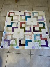 New listing baby quilt handmade