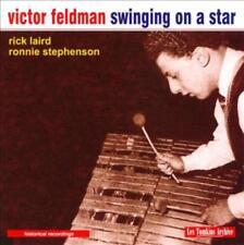 VICTOR FELDMAN/RONNIE STEPHENSON (JAZZ DRUMMER)/RICK LAIRD (BASS GUITAR) - SWING