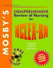 Mosby's Comprehensive Review of Nursing for NCLEX-RN (Book with CD-ROM for