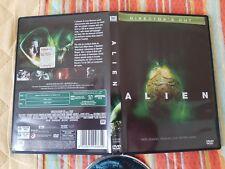 ALIEN (DIRECTOR'S) DVD, PRATICAMENTE NUOVO, ITALIANO, ORIGINALE
