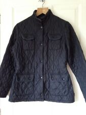 Barbour Quilted Coat Size 10