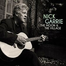 Nick Garrie-The Moon & the Village CD NEUF