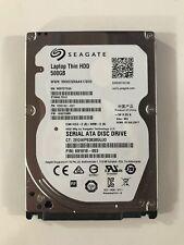 """Seagate ST500LT012 Ordinateur Portable Mince 500 Go SATA 2.5"""" Disque Dur"""
