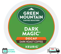 Green Mountain Dark Magic DECAF Keurig Coffee K-cups YOU PICK THE SIZE