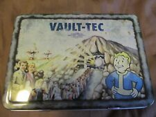 Fallout Lunchbox from 2008 Collectors Edition - Vault Tec / Boy -3 4 New Vegas